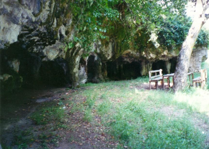 grotte di tremusa by scillaweb.com